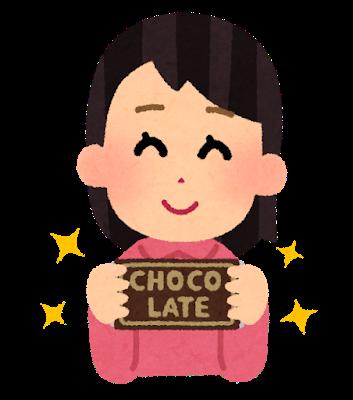 chocolate_woman_smile
