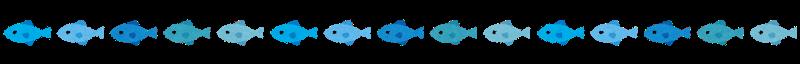 line_fish_blue